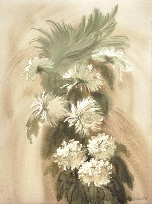 Год белых хризантем.