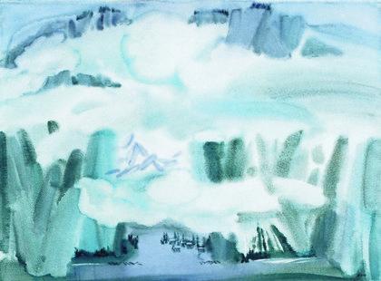 Сквозь Байкальский хребет. Из серии