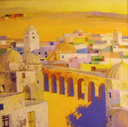 Старый город. Тунис